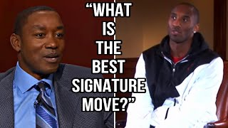NBA Legends And Players Share What Was The GREATEST Signature Moves Of All-Time