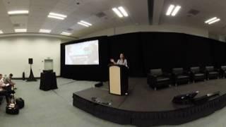 Insta 360 Pro 8K VR Camera Timelapse Test Footage