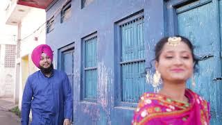 Kulminder Inderjeet | Parvez Photography | Pre Wedding Song 2019