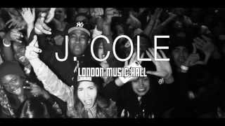 J.Cole What Dreams May Come @ London Music Hall