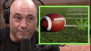 Joe Rogan on CBS Rejecting Marijuana Super Bowl Commercial