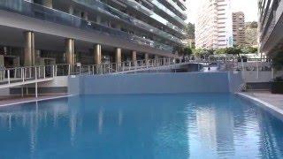 Недвижимость в Испании в кредит недорого. Квартира в жилом комплексе Elegance Бенидорма у моря(, 2016-01-15T14:32:28.000Z)