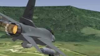 Falcon Returns - An aerodrome attack in Falcon 4.0 Allied Force
