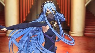 Fire Emblem if/Fates 黒き歌姫 | Dark Song + Instrumental - Azura's Dance | Full thumbnail