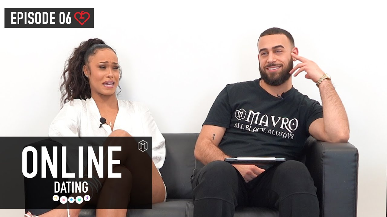 "Mavro Talks | S1 | EP 6 ONLINE DATING | ""Someone Posted My Nude On Instagram"""