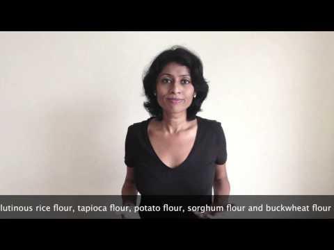 Gluten Free Flour - Healthy Baking With Gluten Free Flour
