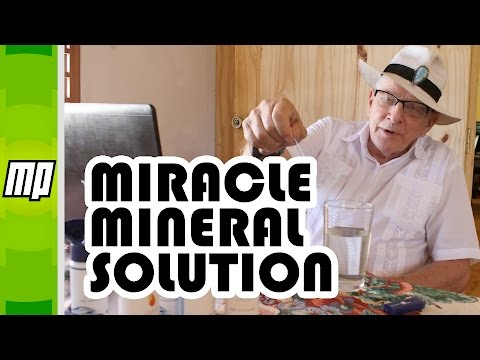 What is Miracle Mineral Supplement/Solution?