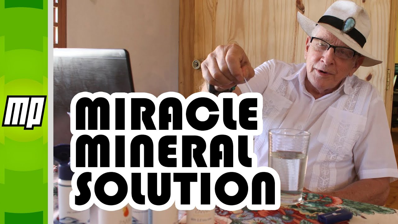 Fringe Church Founder On Mms Its No Cure Abc News >> Miracle Mineral Solution Mms 5 Fast Facts You Need To Know Heavy Com