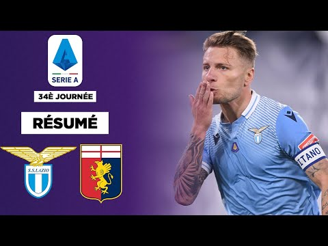 🇮🇹 Résumé : Une pluie de buts et de gros frissons pour la Lazio !