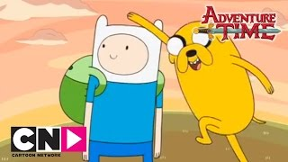 What Time is it? | Adventure Time | Cartoon Network