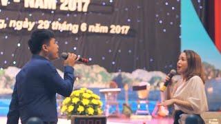 [Live] Tình yêu tôi hát - Tô Minh Đức ft. Nguyễn Ngọc Anh