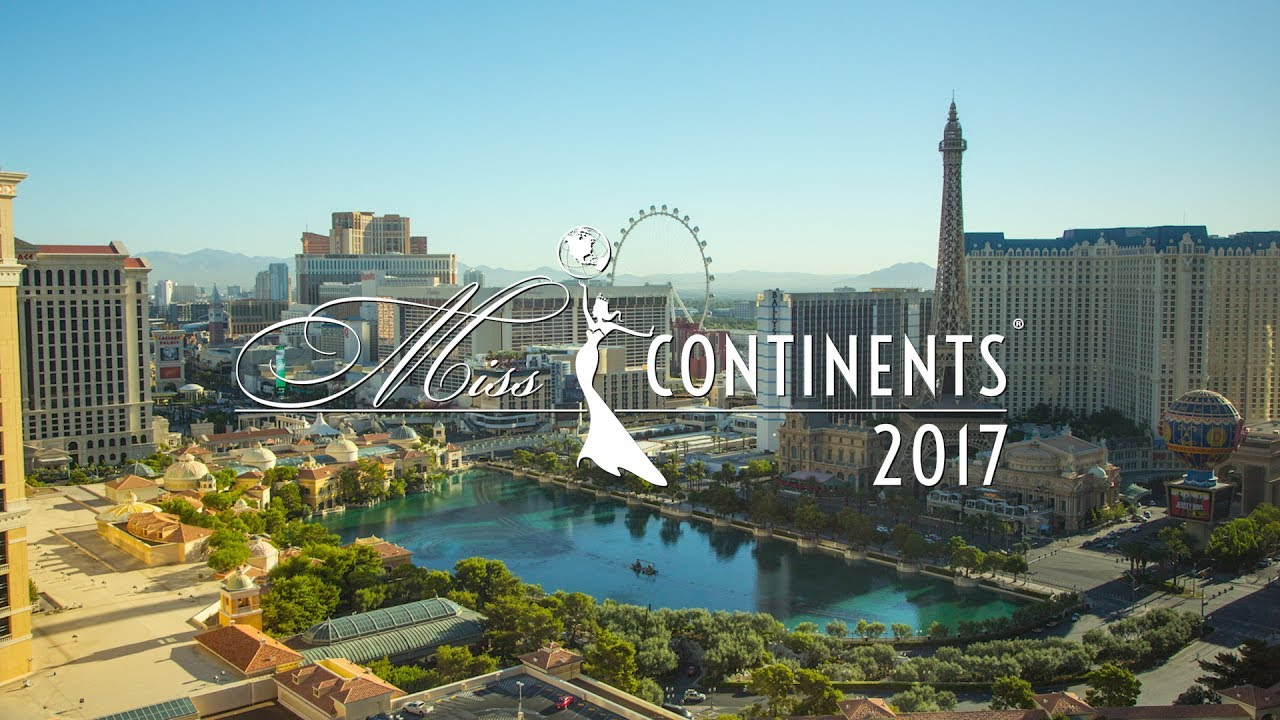 2017 Miss Continents Pageant Highlight Reel