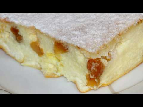 Запеканка из Творога по ГОСТу.Творожная запеканка.Очень простой Рецепт/Casserole Of Cheese.