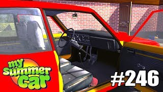 My Summer Car - MONTEI TODA A PARTE VISUAL! PT.2 #246