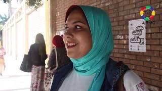 صور وفيديو  طلاب جامعة الإسكندرية عن قرار