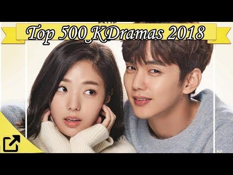 Top 500 Korean Dramas 2018