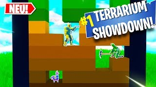 Terrarium Showdown in Fortnite Battle Royale!