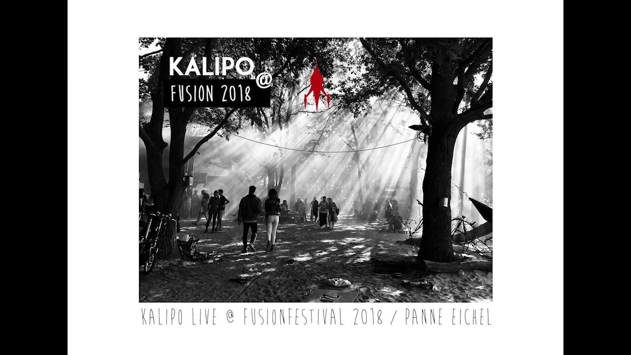 Kalipo Live At Fusion Festival 2018 Panne Eichel Bachstelzen
