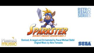 Sparkster Remix - Level 1 Theme Orchestra Remix (Rocket Knight Adventures 2)