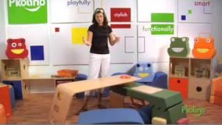 The P'kolino  Play Table