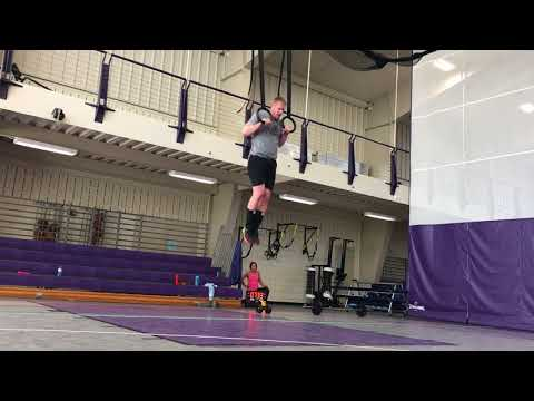 CrossFit Open 18.3 redo - Simeon Lang - North Central Region