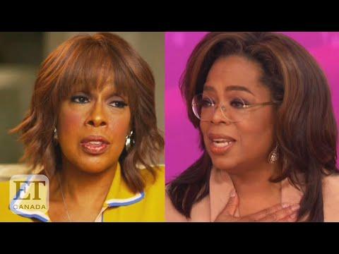 Oprah Winfrey Says Gayle King Has Gotten Death Threats Over ...