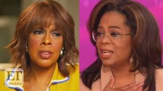 Oprah In Tears Over Gayle King Death Threats