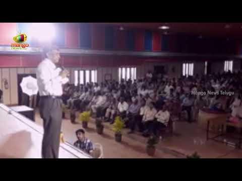 Lok Satta Jayaprakash Narayana About India Rank With World   Future of Graduates   Mango News Telugu