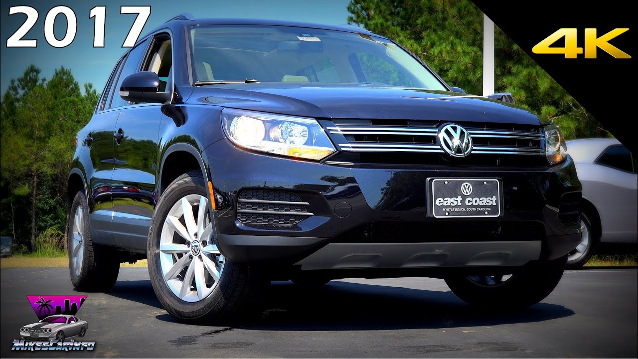 2017 Volkswagen Tiguan 2.0T Wolfsburg Edition   Ultimate In Depth Look In  4K   YouTube
