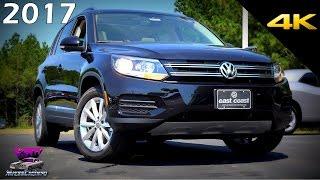 2017 Volkswagen Tiguan 2.0T Wolfsburg Edition - Ultimate In-Depth Look In 4K