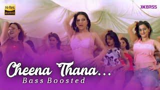 Cheena Thana Bass Boosted Audio | Vasool Raja MBBS | X Bass