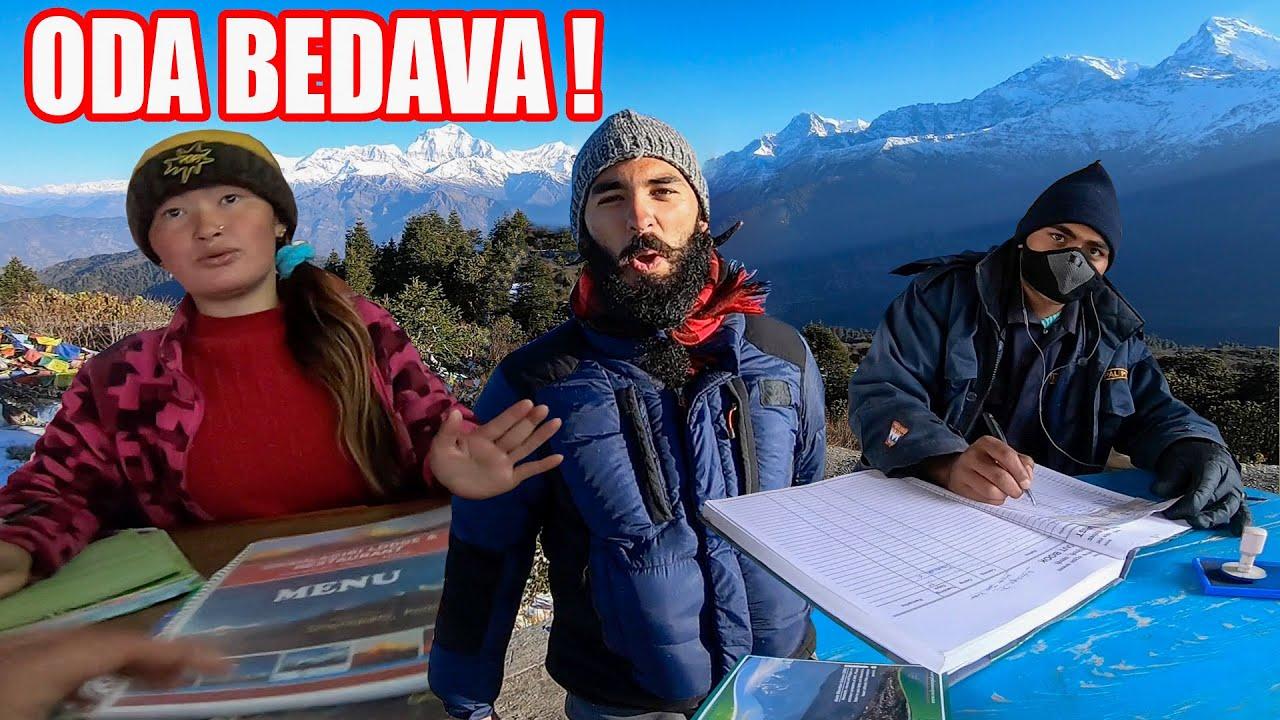 Himalayalarda Bir Gün Geçirmek Kaç Para ? ~271