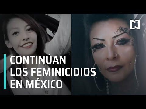 Continúan los feminicidios en México 2020 - En Punto