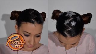 Praktična žena - Tetovaža na kosi thumbnail