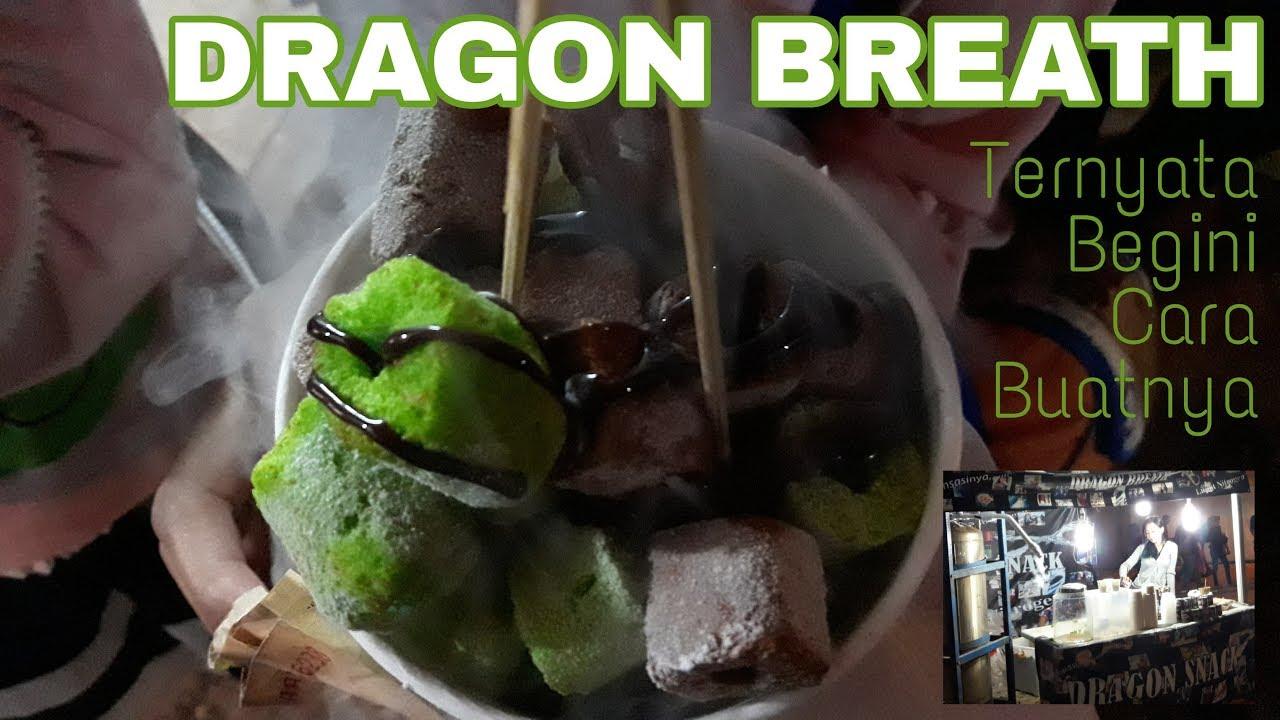 Kuliner Lampung Dragon Breath Youtube