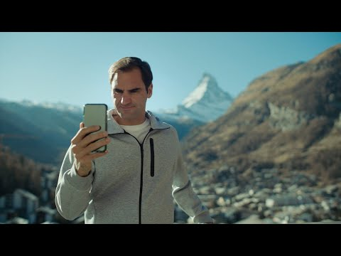 De Niro joins Federer for new Swiss tourism video