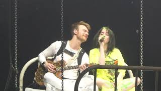 "Billie and Finneas sing ""I Love You"""