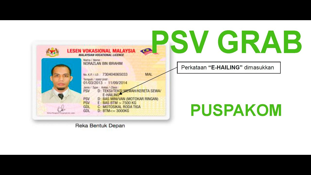 Psv Grab Lima