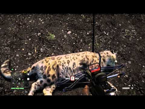 how to find bharal in far cry 4