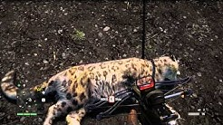 Farcry 4 Where to find Snow Leopards