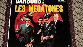 Les Megatones LP (1963) - Ski Bum / GARAGE Beat Ye-Ye Canada Quebec