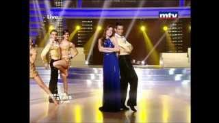 Nancy Ajram - Dancing with the Stars (Badak Teb'a Fik)