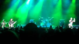 Five Finger Death Punch - Never Enough [ SPAC August 19, 2011 ] Lyrics in Description