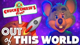 Out Of This World - Chuck E. Cheese's East Orlando
