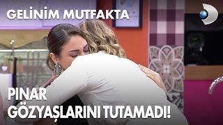 Pınar gözyaşlarını tutamadı! Gelinim Mutfakta 357. Bölüm