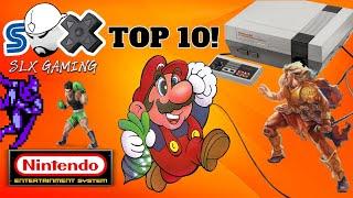 My Top 10 Favorite Nes Games