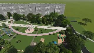 Сказочный городок г. Комсомольск-на-Амуре