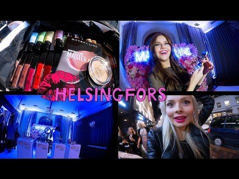 HELSINGFORS EVENT    vlogg