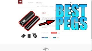 Video TOP 5 BMX PEGS | BEST BMX PEGS | WHAT ARE THE BEST PEGS | HOW TO CHOSE BMX PEGS download MP3, 3GP, MP4, WEBM, AVI, FLV September 2018