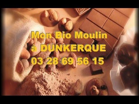 Les Chocolats Biologiques Français sont arrivés !  Mon Bio Moulin à Dunkerque